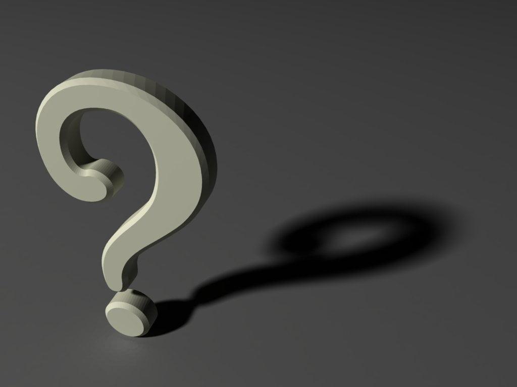 Domande sul blog