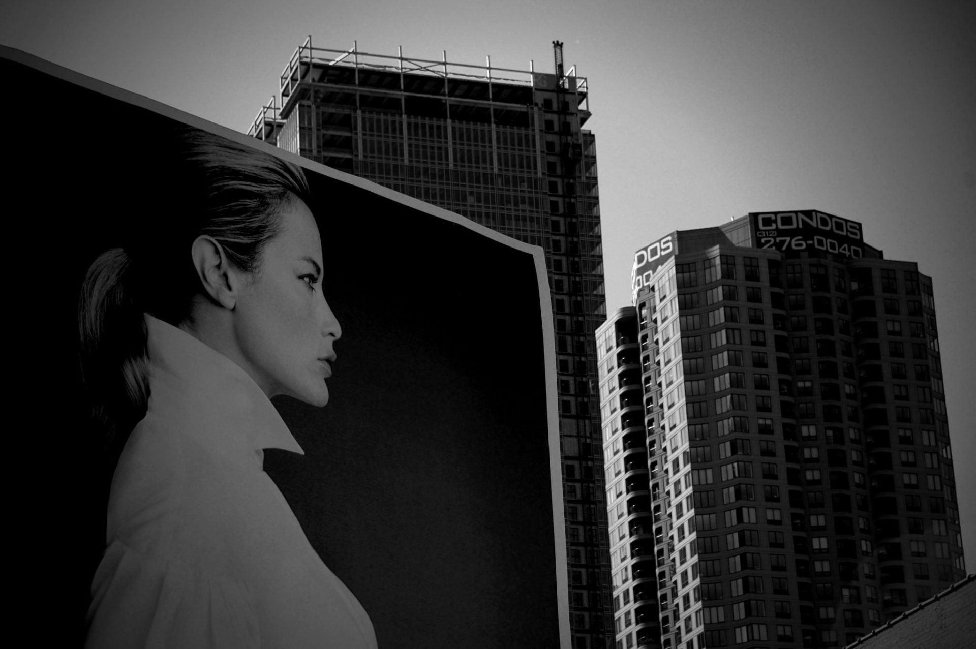 Pubblicità Skyscraper