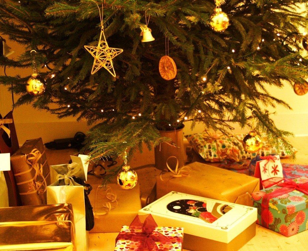 Regali Natale sotto l'albero