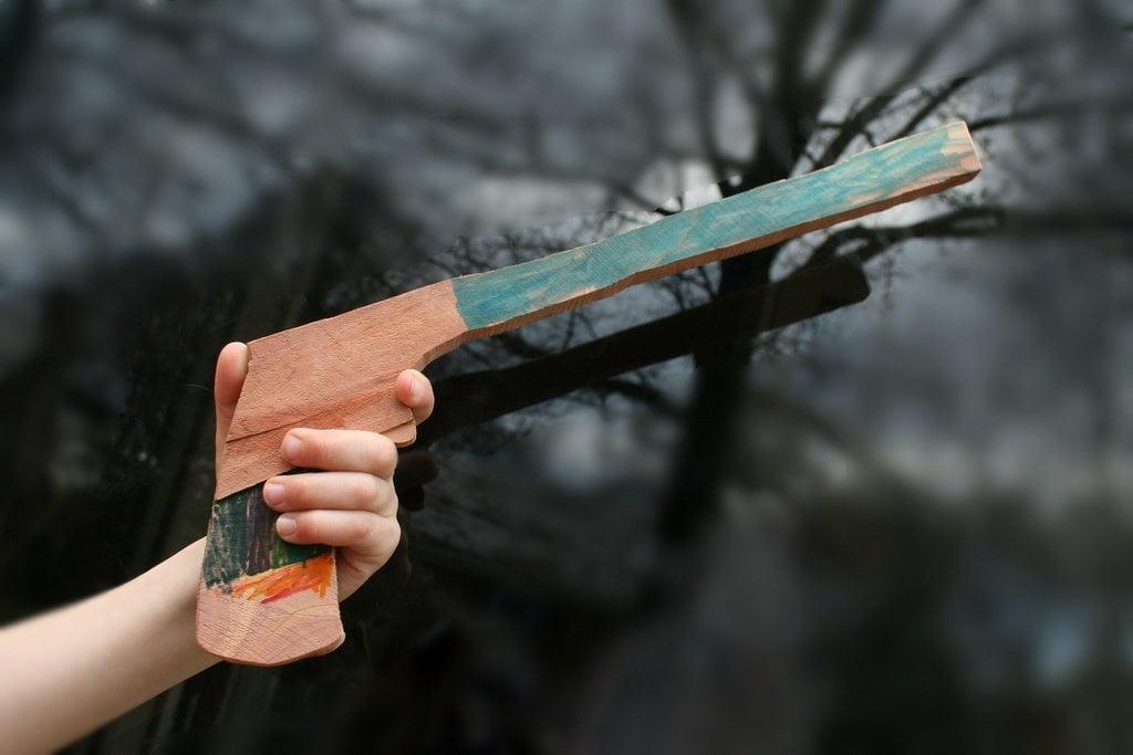Pistola Mercenario