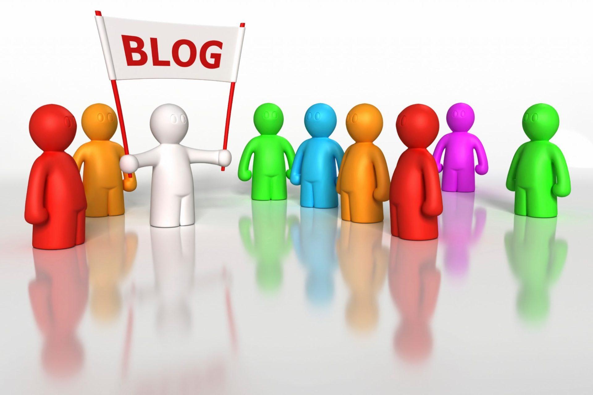 Apri il tuo blog